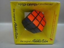 NOS Original RUBIKS CUBE 1980 Vintage Ideal Toy Puzzle ~SEALED~