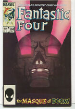 Fantastic Four ANNUAL #268 NM The Masque Of Doom  Marvel CBX100