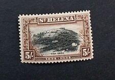 ST. HELENA 1934 5s SG 122 Sc 109 MNH toned gum