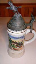 Authentic German Beer Stein Mug Antique