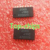 3pcs NJM2060M JRC2060 SOP-14 ICs JRC Original
