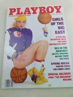 Playboy Magazine April 1989 Jennifer Lyn Jackson POTM/Spring Break Photos