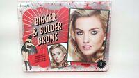 Benefit BIGGER & BOLDER BROWS Boxed Kit ~ #1 LIGHT