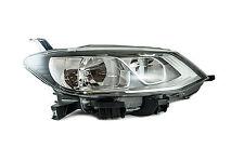 Nissan Genuine Pulsar C13M Drivers Side O/S OEM Headlight Headlamp 260103ZP0A