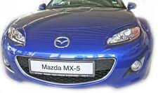 UK~ 2pcs FRP Headlight EyeLid Eyebrow Eye Lid Protector Trim For Mazda MX5 NC