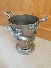 Antique Chinese dragon? champagne cooler, wine bucket