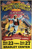 Lot Of Vintage Ringling Brothers And Barnum & Bailey Circus Promotional Posters