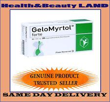 GeloMyrtol FORTE 300mgx20 caps treatment Chronic Bronchitis Acute Sinusit