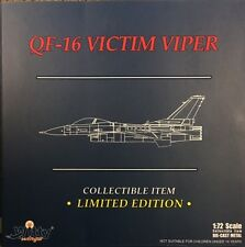 Witty Wings - 1/72 QF-16 Victim Viper AF84-0260 (Die-cast model) - 72010-036