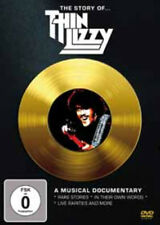 Thin Lizzy: The Story of Thin Lizzy DVD (2016) Thin Lizzy cert E ***NEW***