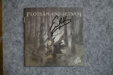 Flotsam and Jetsam - The Cold CD Album signed / autograph / signiert