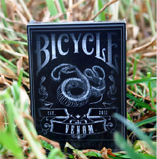 Venom Deck Playing Cards by US Playing Cards and Murphy's Magic