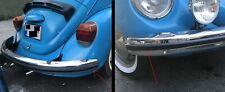 BUMPER MOULDING RUBBER FRONT AND REAR VW TYPE1 SUPER BEETLE BUG BEETLE 68-74