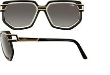 CAZAL MOD. 9066 COL. 001 GLOSS BLACK GOLD SUNGLASSES MADE IN GERMANY