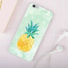 Pineapple Summer Fruit Phone Case Cover For Samsung S5 S6 S7 S8 Edge J3 J5 J7