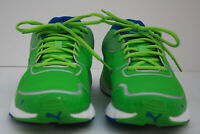 Puma Running Shoes Web Cage Athletic Sneakers Green Men's Size 9.5