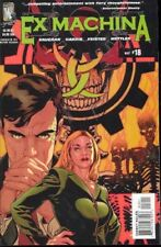 EX MACHINA #18 BRIAN VAUGHAN NM 1ST PRINT
