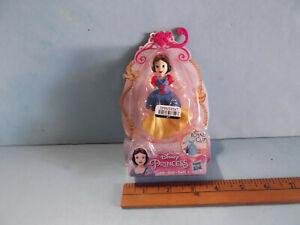 "Disney Princess Snow White Royal Clips 3.25""in Figure Hasbro 2019"