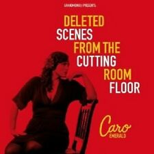 """CARO EMERALD """"DELETED SCENES FROM THE CUTTING.."""" CD NEW+"""