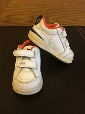 Toddler Boys Nike Leather Trainers, Size 4, VGC