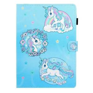 For iPad 5th 6th 7th 8th Gen Pro Air Mini 4 5 Case Leather Smart Magnetic Cover