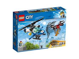 LEGO® City 60207 Polizei Drohnenjagd NEU & OVP