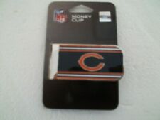 Nfl Chicago Bears Metal Money Clip New on card
