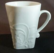 "Corelle Coordinates Cherish 4 1/2"" square porcelain mug"