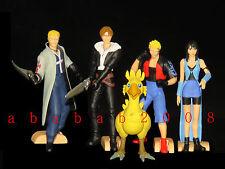 Bandai Final Fantasy VIII figure  gashapon (full set of 5 figures)