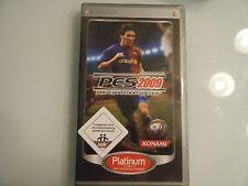 Pro Evolution Soccer 2009 (Sony PSP, 2009)