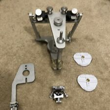 Whipmix 3040 Dental Articulator With Facebow Transfer Jig Mounting Plates Table