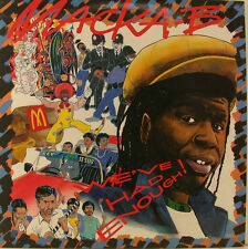 "MACKA B WE´VE HAD ENOUGH! ARIWA SOUNDS 12"" POLLICI LP (h548)"