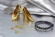 Monster High Dawn Of The Dance  Clawdeen Wolf - Shoes,Belt & Earrings