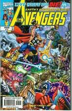 Avengers (Vol. 3) # 7 (George Perez) (Estados Unidos, 1998)