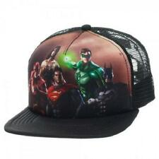 *NEW* DC Comics: Injustice Heroes Cap by Bioworld