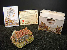 Lilliput Lane Bay View Cottage English South East 1986 Nib & Deeds - #00141