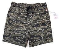 Globe Mens Tiger Camo Walkshort Size Medium Shorts BNWT Spring 2019 34 Waist