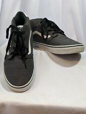 Vans Off The Wall 721356 Classic Youth Canvas Shoes Men Size 7.0  Womens