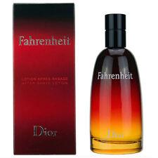 DIOR FAHRENHEIT After shave lotion / Lozione Dopobarba spray 100ml