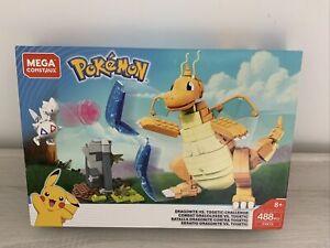 Mega Construx Pokemon Dragonite vs Togetic Construction New Sealed