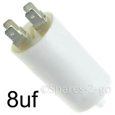 8uF Motor Start Run Capacitor for ELECTROLUX ZANUSSI KENWOOD Tumble Dryer