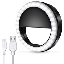 Meifigno Selfie Phone Camera Ring Light with [Rechargeable] 36 LED 4351499171