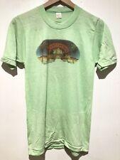 Casablanca Records 70s Promo Vintage T-Shirt RARE MINT GREEN COLOR