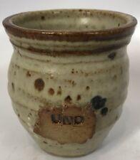 UNIVERSITY OF NORTH DAKOTA UND Ceramic Arts Organization STUDENT POTTERY POT