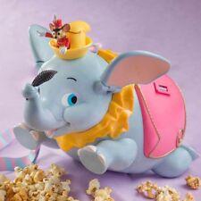 Dumbo Timothy Tokyo Disneyland Resort Popcorn Bucket Container Case F/S