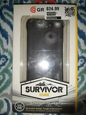 Apple iPod Touch 5th 6th & 7th Generation Griffin Survivor Core Case, Free Ship