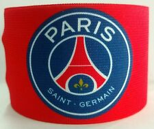 Paris Saint Germain Captain Armband PSG Fascia Capitano Brazalete Capitan France
