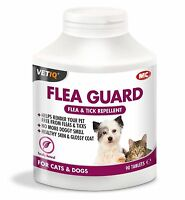 VetIQ Flea Guard 90 Tablets - Flea and Tick Repellent