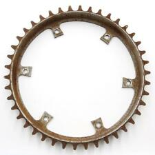 Vintage Pre War Williams 42T Inner 128mm BCD Chainring 6 Bolt