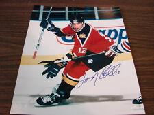 Jody Hull Autograph / Signed 8 x 10 Photo Florida Panthers